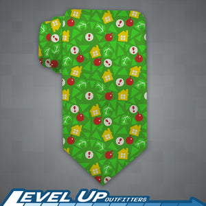 Animal Crossing Necktie