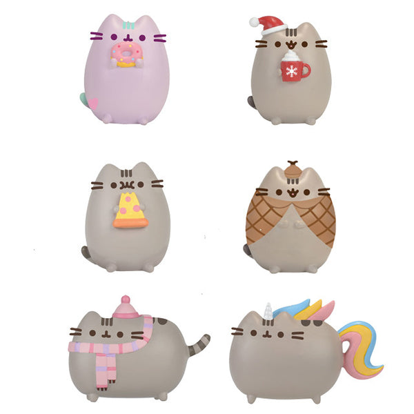 Pusheen Holiday Ornaments