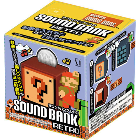 Super Mario Sound Bank