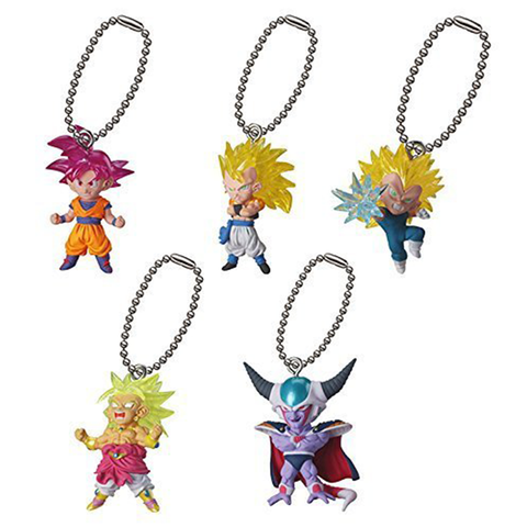 Dragon Ball Z Gashapon