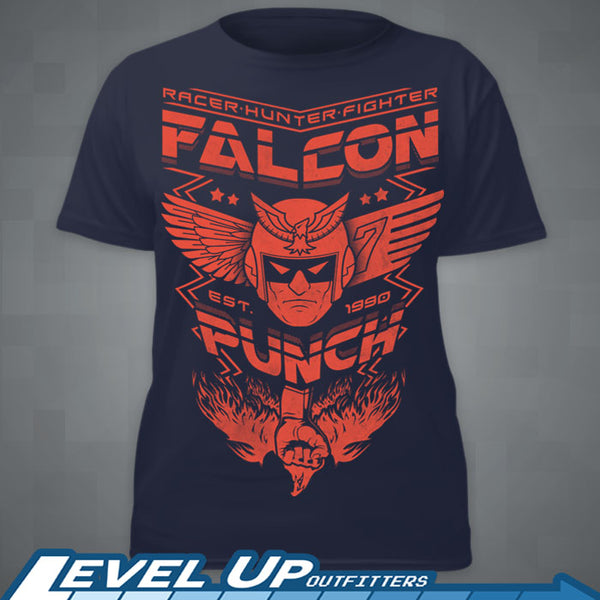 """Falcon Punch"" T-Shirt"