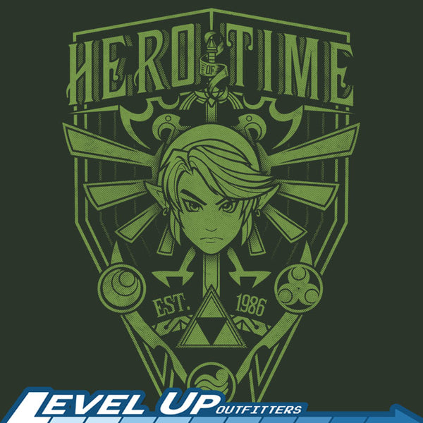 """Hero of Time"" T-Shirt"