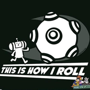 """This Is How I Roll"" T‑Shirt"