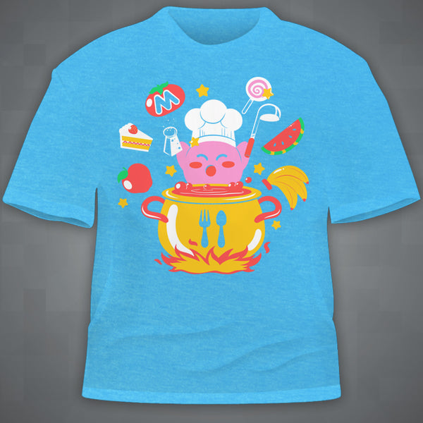 """Cookin' with Kirby"" T-Shirt"