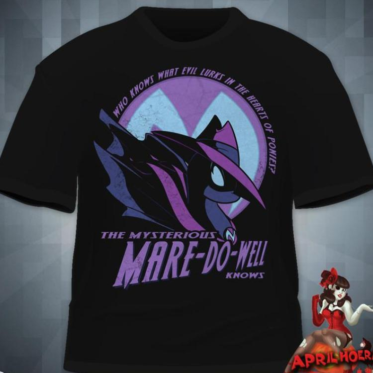"""The Mysterious Mare-Do-Well"" T-Shirt"