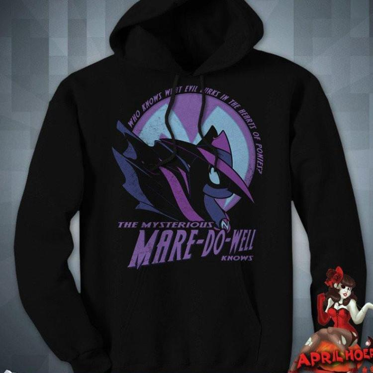 """The Mysterious Mare-Do-Well"" Pullover Hoodie"
