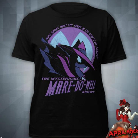 """The Mysterious Mare‑Do‑Well"" T‑Shirt"