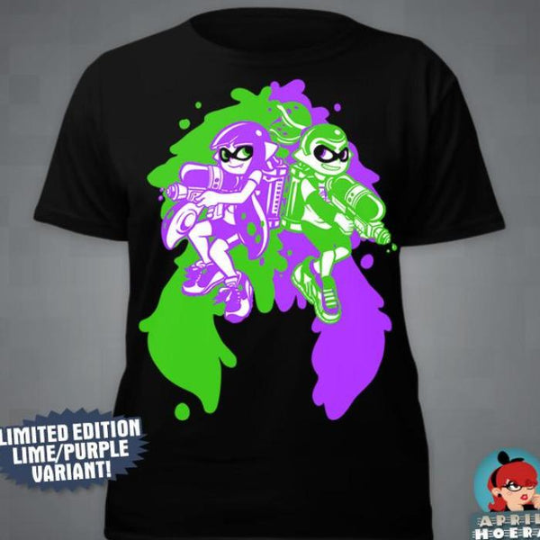 """Squid Squad"" T-Shirt"