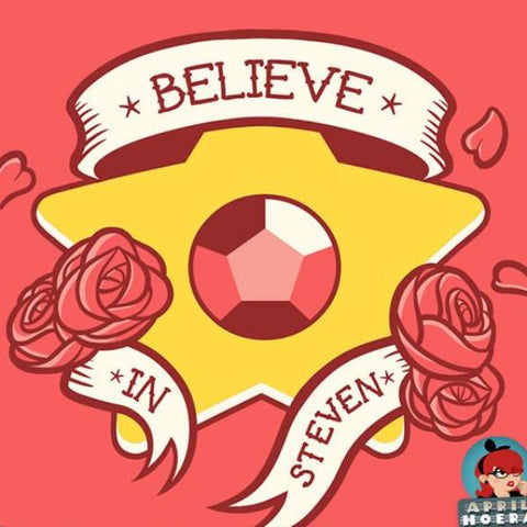 """Believe In Steven"" T-Shirt"