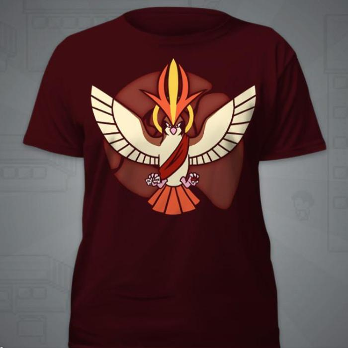 """Messenger of the Helix"" T‑Shirt"
