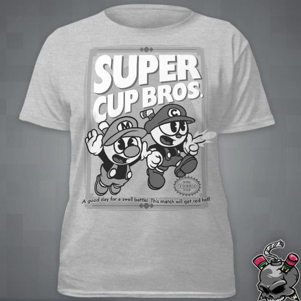 """Super Cup Bros."" T‑Shirt"