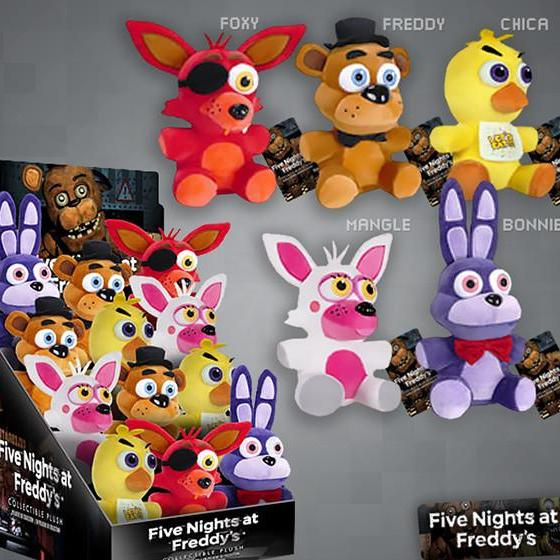 Five Nights At Freddy's Funko Plush