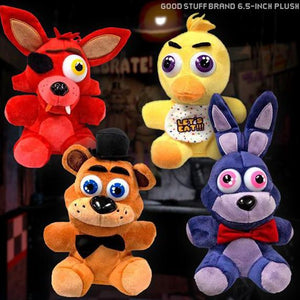 Five Nights At Freddy's Plush Toys