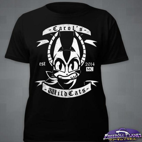 "Freedom Planet ""Motorcycle Club"" T-Shirt"