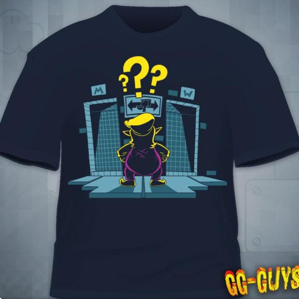 """Wario's Dilemma"" T‑Shirt"