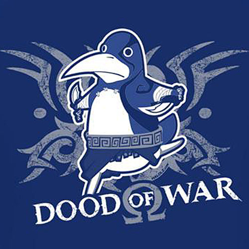 """Dood of War"" T-Shirt"