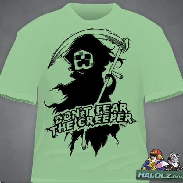 """Don't Fear The Creeper"" T‑Shirt"