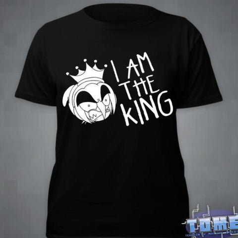 """I AM THE KING"" T-Shirt"