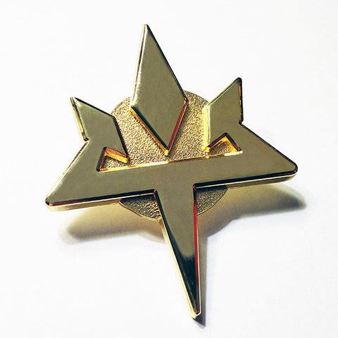 Aether Foundation Metal Badge