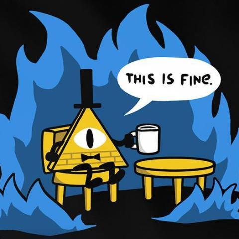 """Bill Is Fine"" T-Shirt"