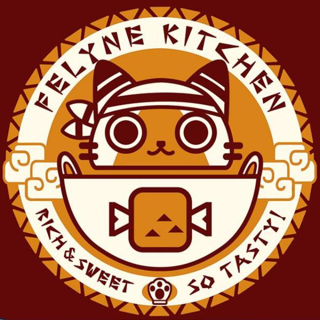 """Felyne Kitchen"" T-Shirt"