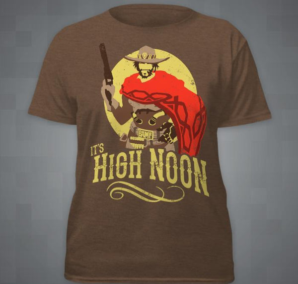 """It's High Noon"" T‑Shirt"
