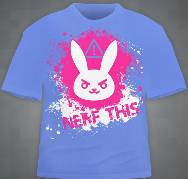 """NERF THIS"" T‑Shirt & Tank Top"