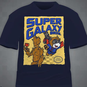 """Super Galaxy Bros."" T-Shirt"