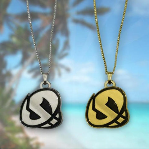 Team Skull Pendant Necklace [Preorder]