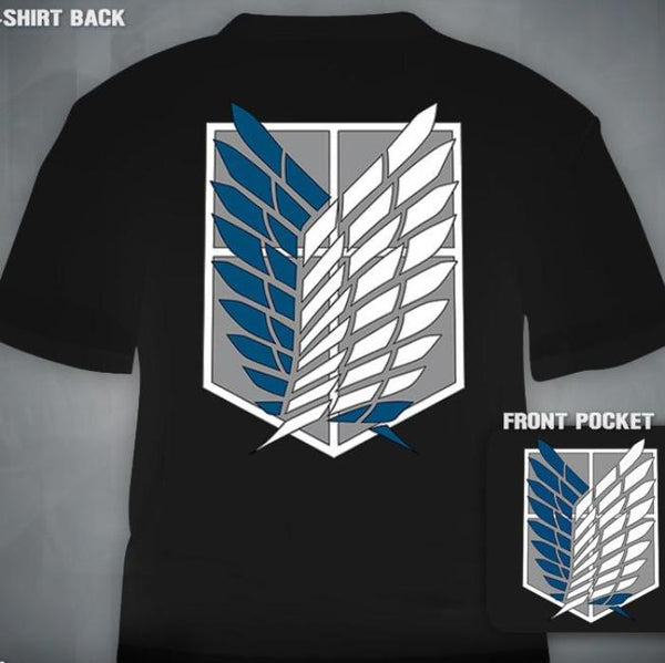 """Wings of Freedom"" T-Shirt"