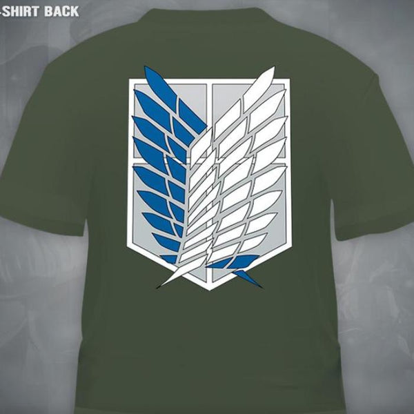 """Wings of Freedom"" T‑Shirt"
