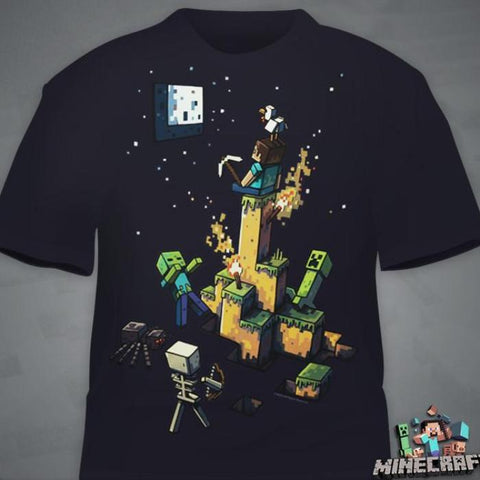 "Minecraft ""Tight Spot"" T‑Shirt"