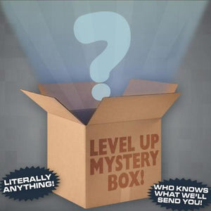Level Up Mystery Box!