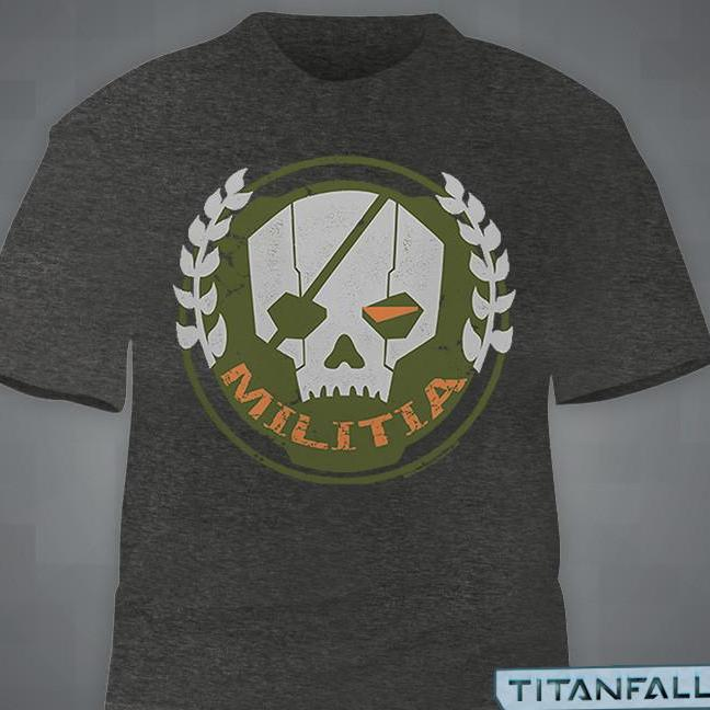 """Titanfall Faction"" T-Shirts"