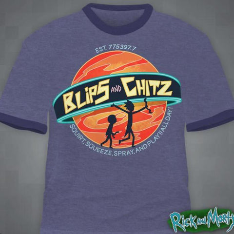 """Blips and Chitz!"" T-Shirt"