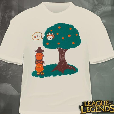 """Rammus Says Okay"" T‑Shirt"