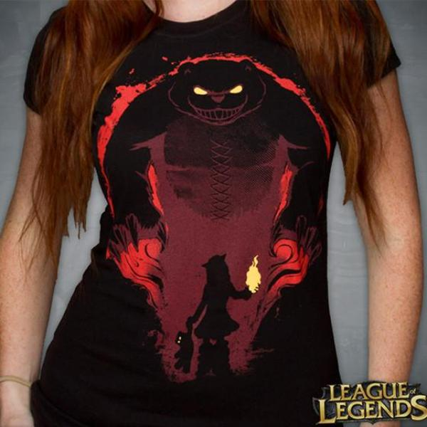 """Have You Seen My Bear Tibbers?"" T‑Shirt"