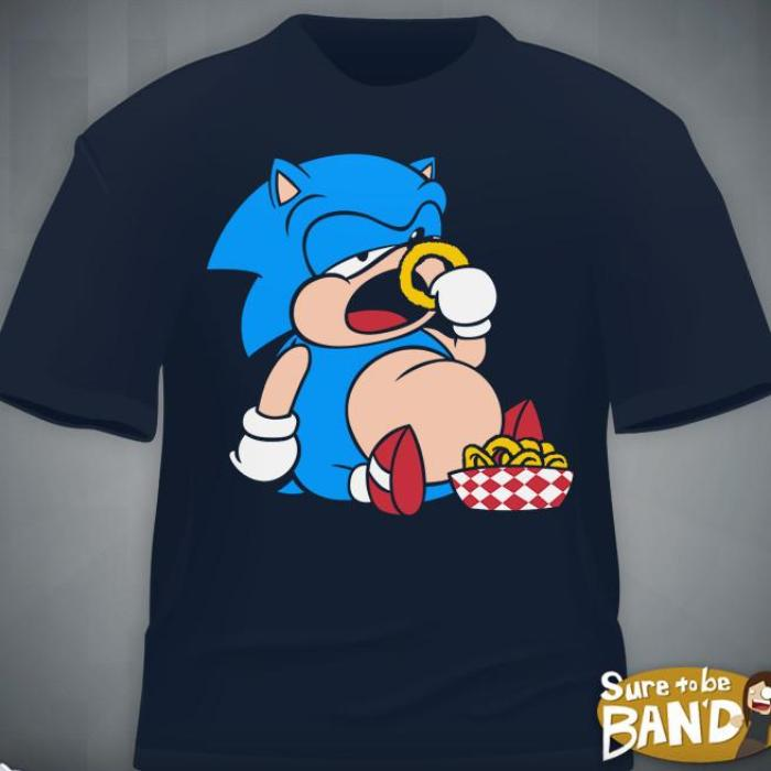"""Gotta Go Fat"" T-Shirt"