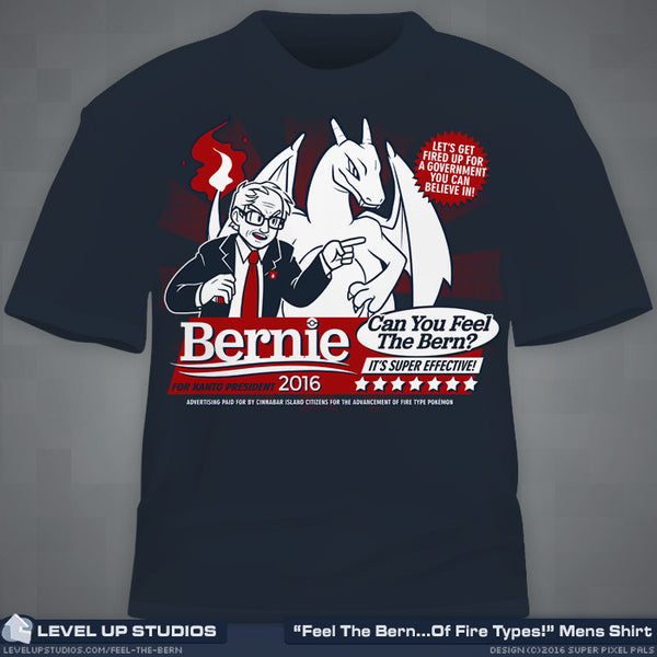 """Feel The Bern"" T-Shirt"