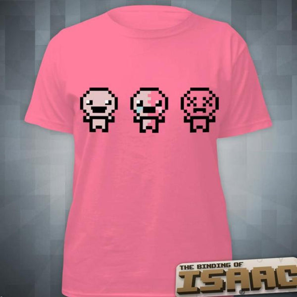 """Iconic Isaac"" T‑Shirt"