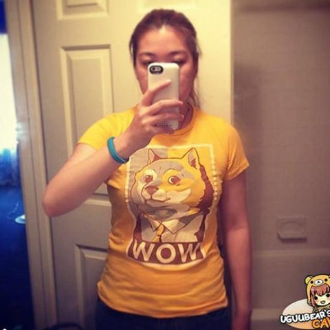 """Doge"" Mens & Ladies T-Shirt"