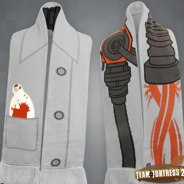 "Team Fortress 2 ""Medic Scarf"""