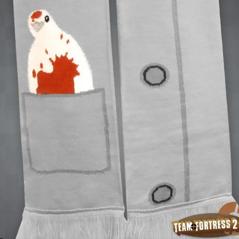 Team Fortress 2 Medic Scarf