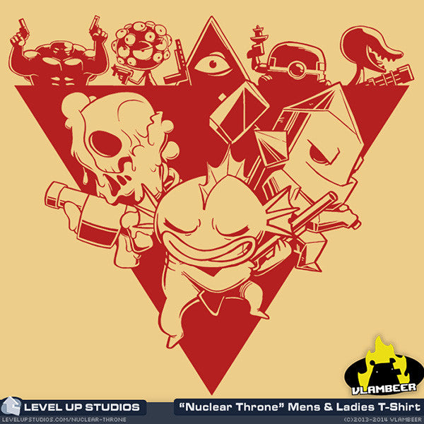 """Nuclear Throne"" T-Shirt"