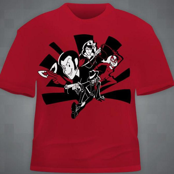 """Third‑Generation Phantom Thief"" T‑Shirt"