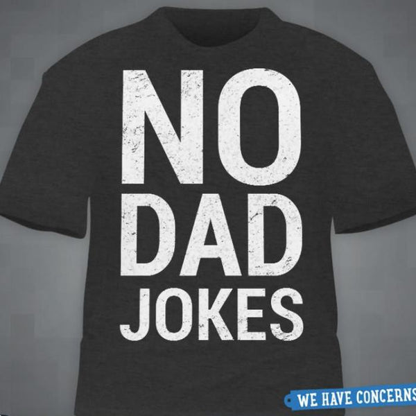 """Team Dad Jokes"" T-Shirt"