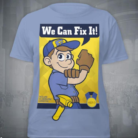 """We Can Fix It!"" T-Shirt"