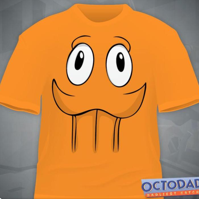 """Octodad"" T-Shirt"