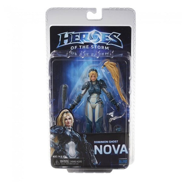 "NECA Heroes of The Storm 7"" Scale Nova Action Figure - Clearance Sale!!!"