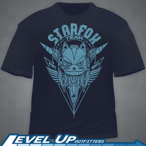 """Star Fox Team"" T-Shirt"